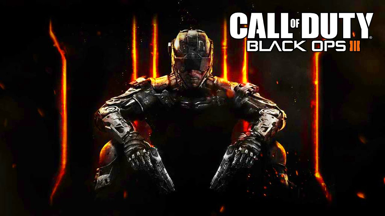 Старт продаж Сall of Duty Black Ops 3